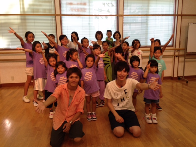 ずしラブ&ピース DANCE FITNESS PARTY 2015